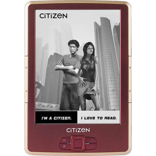 Электронная книга Citizen Reader E620B