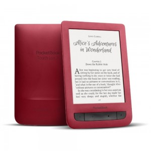 Электронная книга PocketBook 626 Plus  (Red)