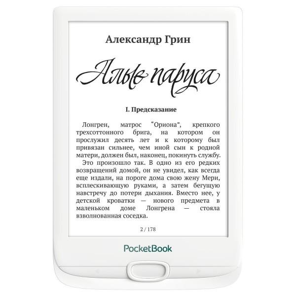 Электронная книга PocketBook 606 (White)