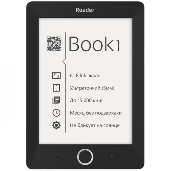 Электронная книга Pocketbook Reader Book 1 (Black)