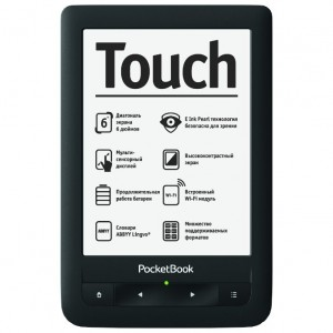 Электронная книга PocketBook Touch 622