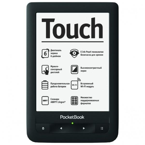 Электронная книга PocketBook Touch 622