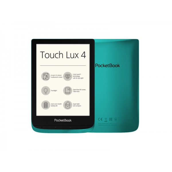 Электронная книга PocketBook 627 Emerald