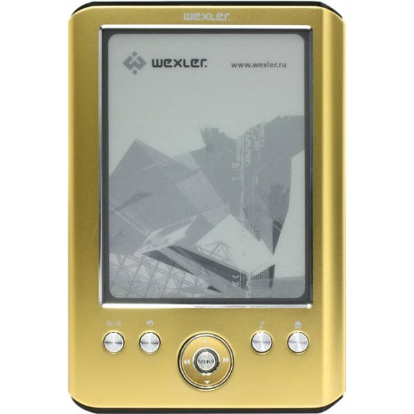 Электронная книга Wexler Book E5001 Gold