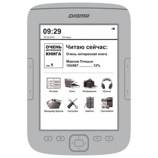 Электронная книга Digma T635