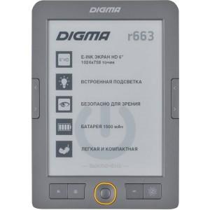 Электронная книга Digma r663
