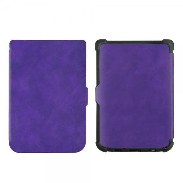 Чехол PocketBook 606/616/627/628/632/633 Фиолетовый