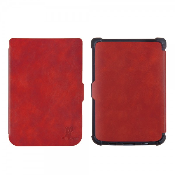 Чехол PocketBook606/616/627/628/632/633  Красный