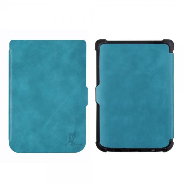 Чехол PocketBook 606/616/627/628/632/633  Бирюзовый