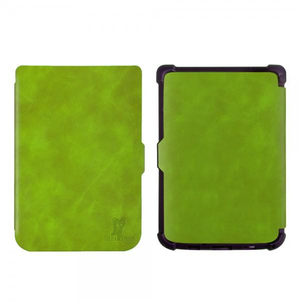 Чехол PocketBook 606/616/627/628/632/633  Зелёный