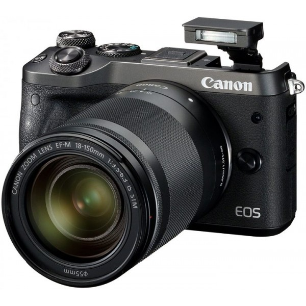 Canon EOS M6 Kit 18-150 IS STM