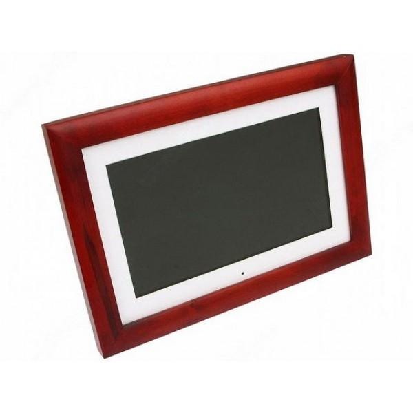 Цифровая фоторамка ViewSonic VFM1036w-11E Cherry