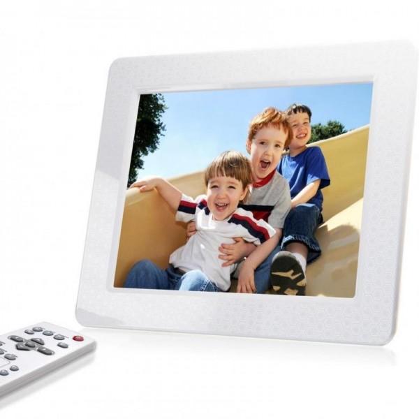 Цифровая фоторамка Transcend PF830 (White)