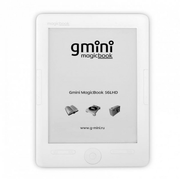 Электронная книга Gmini MagicBook S6LHD