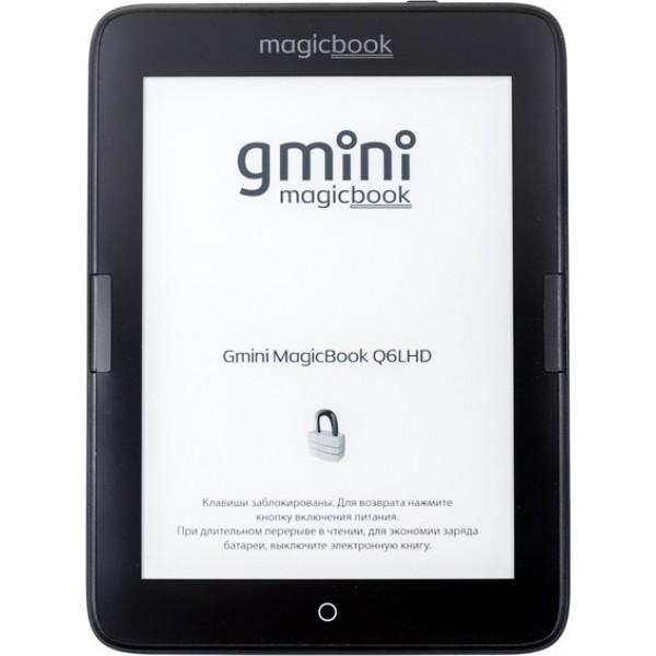 Электронная книга Gmini MagicBook Q6LHD + чехол